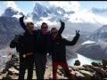 Everest un monstruo viene a verme en otoño a Nepal 2
