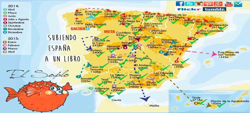 #SubiendoEspaña