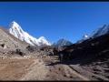 De Gorak Shep a Kala Patthar. Salta lo mas alto que puedas