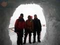 Llegada al Aiguille du Midi