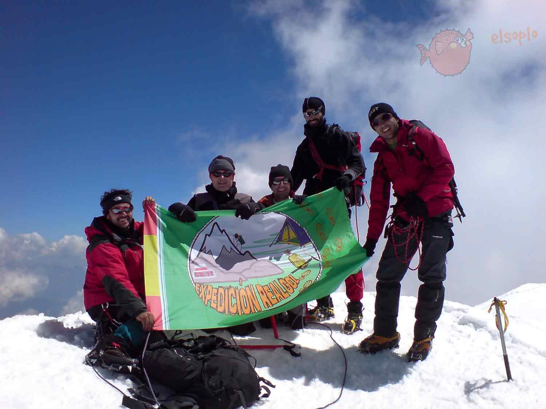 WEISSMIES (4.023 metros)