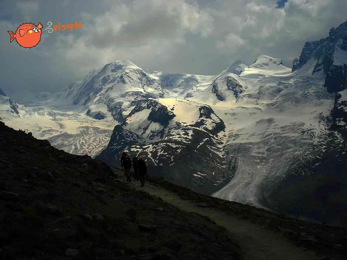 Panorámica Alpes