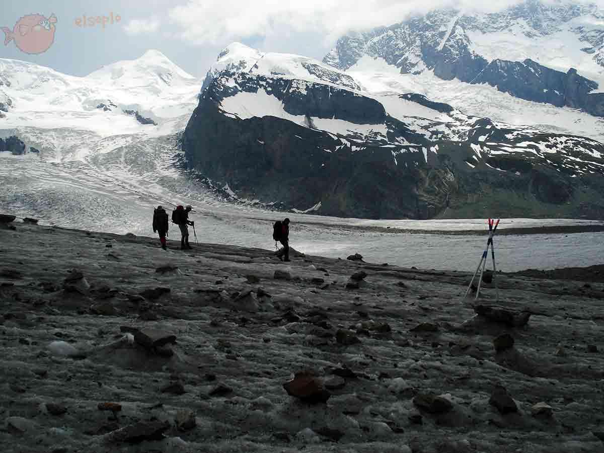 Glaciar Grenzgletscher
