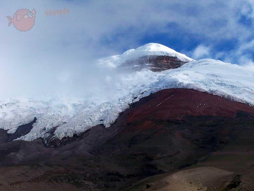 Glaciar Cotopaxi