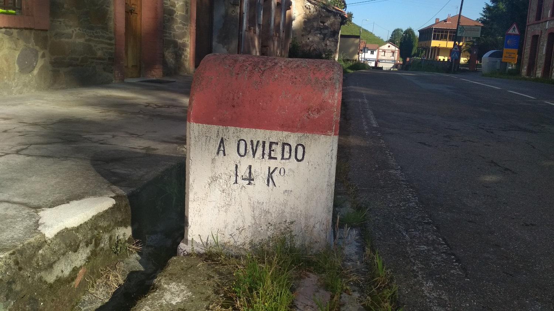 El camino de Santiago 14