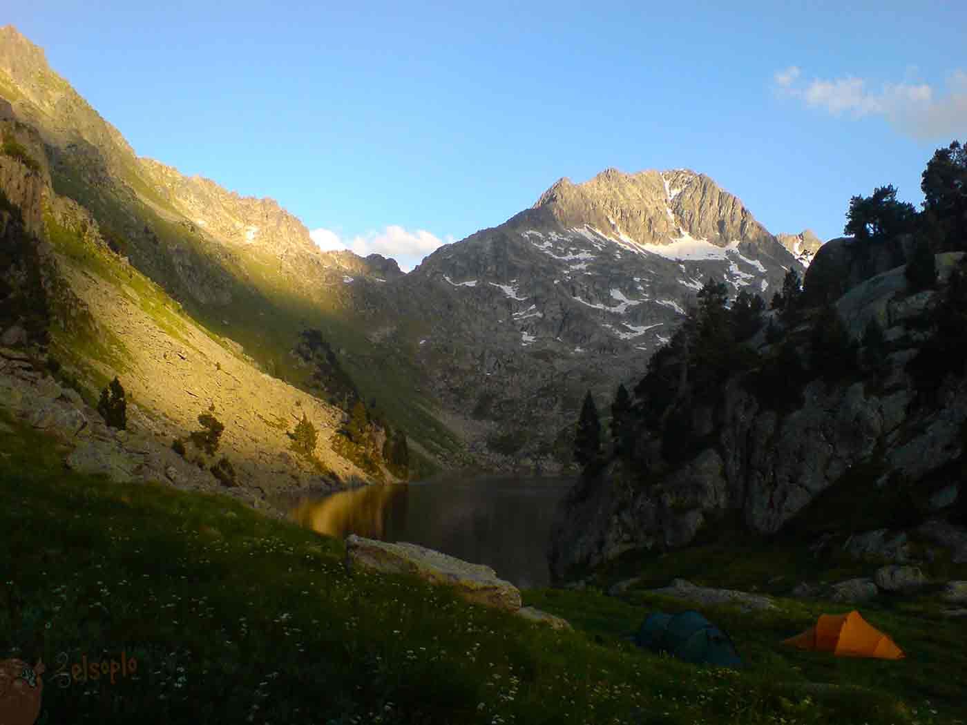 Montando Campamento
