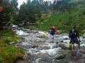 Atravesando ríos