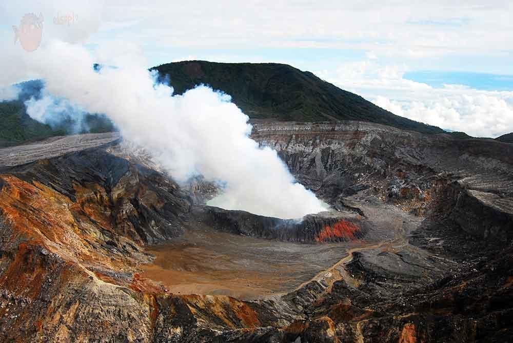 Parque Nacional Volcan Poas