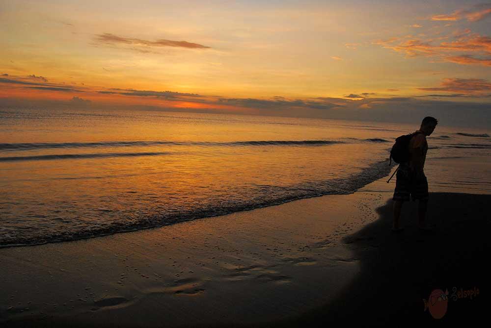 Puestas de sol en Costa Rica