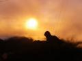 Atardecer en el Volcán Barú