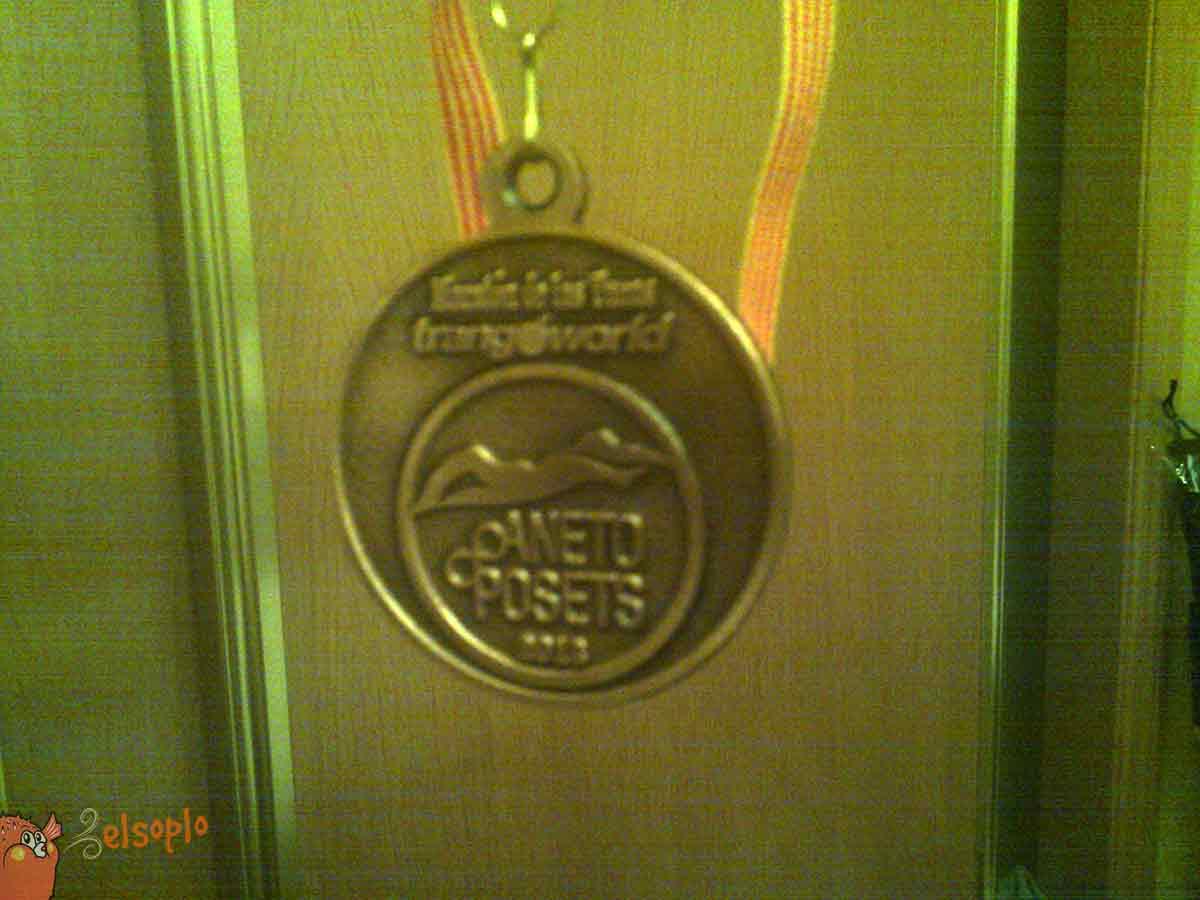 La medalla