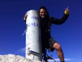 Pico Almanzor (2.591 mts)