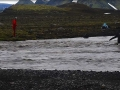 Trekking en Landmannalaugar. Islandia