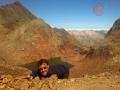 Hacia el Pica d'Estats (3.146m).