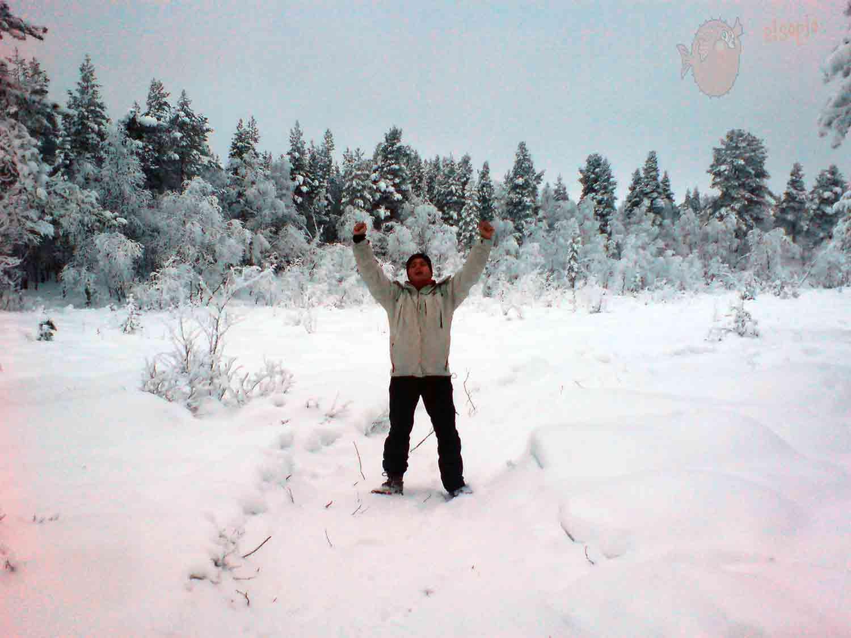 Libre, rebelde y soñador en Siberia