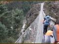Everest un monstruo viene a verme en otoño a Nepal 5