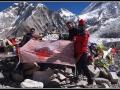Everest un monstruo viene a verme en otoño a Nepal 4