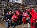 Lápices para niños del Nepal