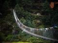 Puentes colgantes Nepal