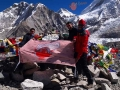 Campamento base del Everest