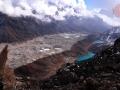 Glaciar de Khumbu. Nepal