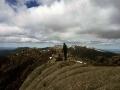 En uno de los siete picos