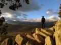 Mirada hacia el Parque Nacional de Gudarrama