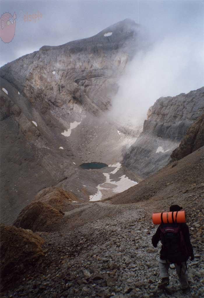 Por el Monte perdido