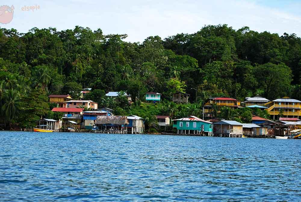 Pueblos marinos de Panamá