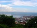 Ciudad de Panamá desde lo alto