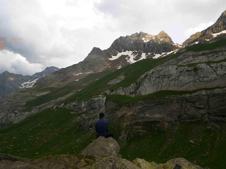 Montañas y paz