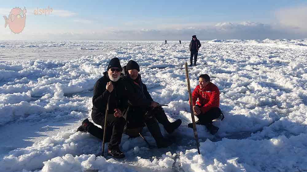 Pescadores de Siberia