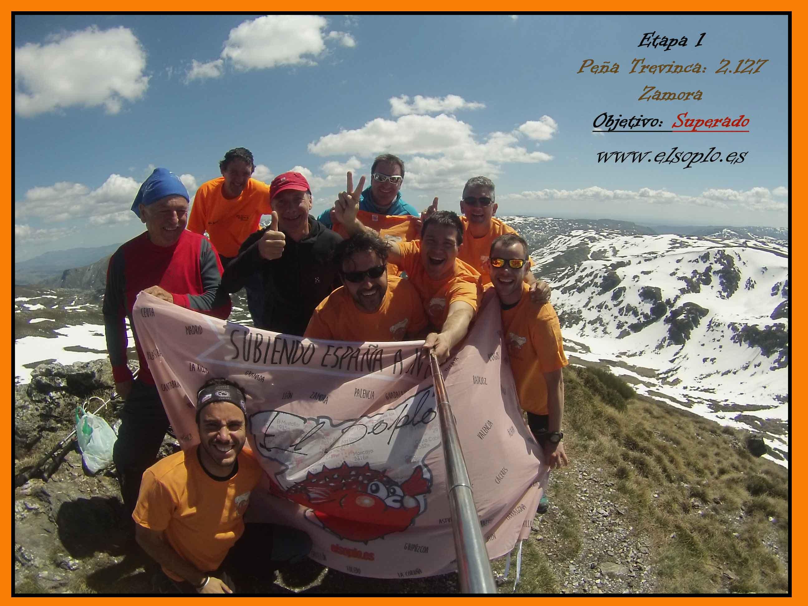 Montañas de España 18, elsoplo