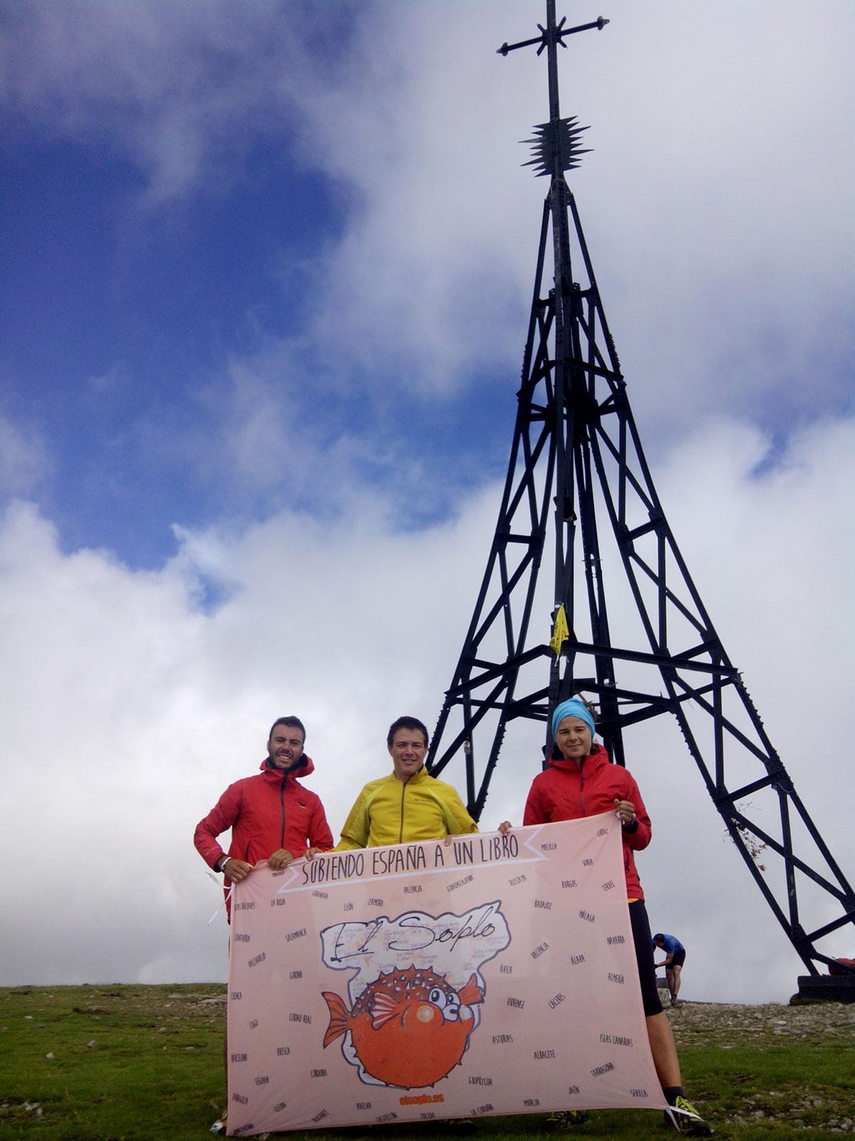 Montañas de España 55, elsoplo