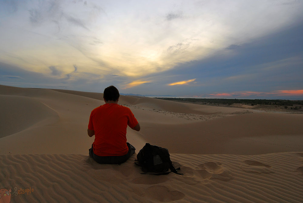 Desierto del vietnam