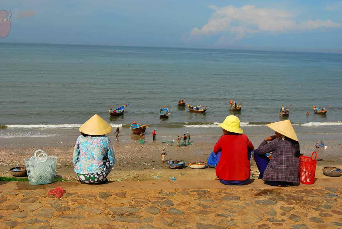 Pueblos del vietnam