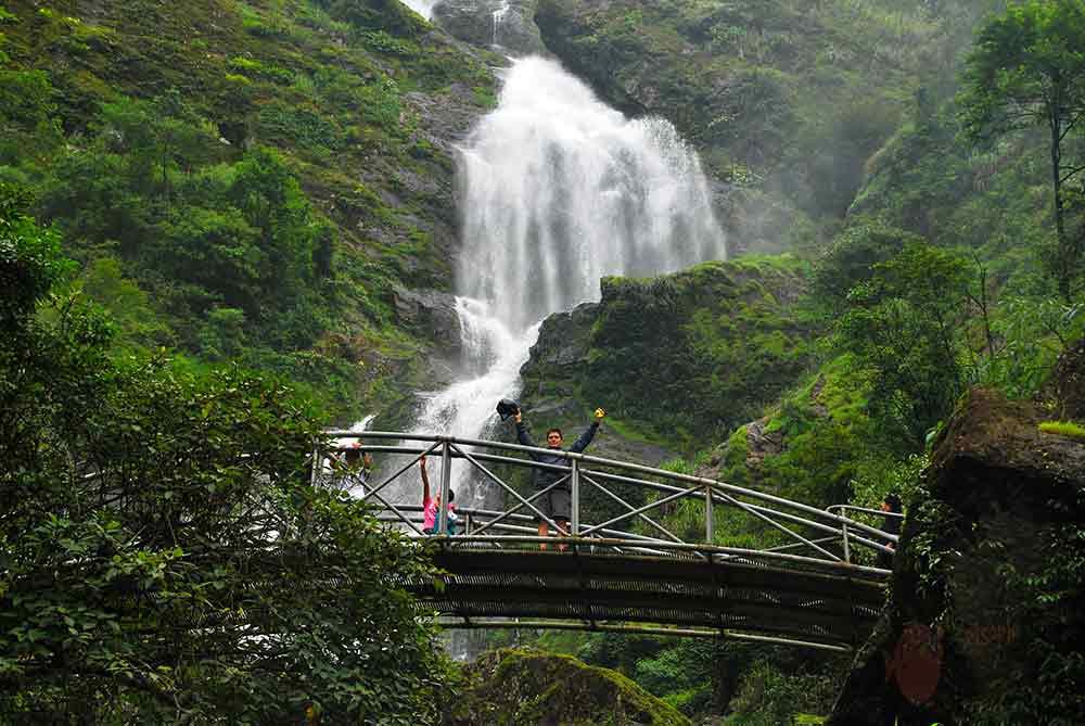 Cascadas de vietnam