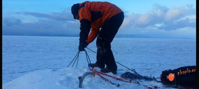 Escalando el Lago Baikal